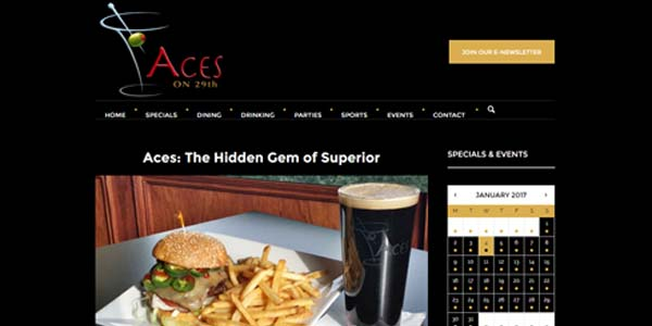 Aces on 29th