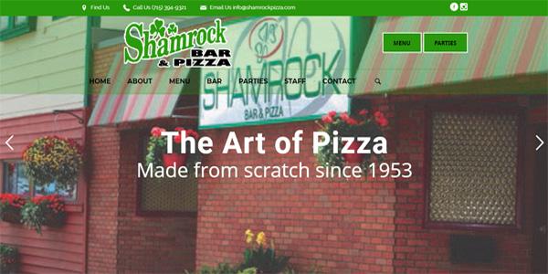 Shamrock Bar & Pizza